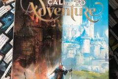 Jeudice - La boite de jeu - Call to Adventure