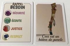 Jeudice - Atalia - Zazimut - Ronchonchon - Coopératif - Mémoire - Communication - Role