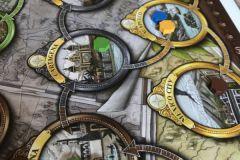 Jeudice - Atalia - Huch - Humboldt's Great Voyage - Jeu de Société