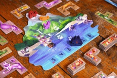 Jeudice - Lucky Duck Games - L'ile des chats