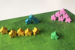 Jeudice - Blue Orange - Meeple Land - Jeu de societe - Tuile - Collection