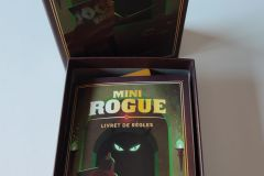 Jeudice - Nuts Publishing - Mini Rogue - Dungeon Crawler