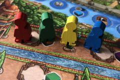 Jeudice - Atalia - Huch - Rajas Of The Ganges - Jeu de société - Placement Ouvriers