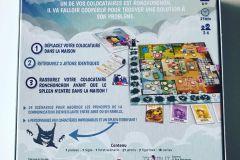 Jeudice - Atalia - Zazimut - Ronchonchon - Coopératif - Mémoire - Communication - R