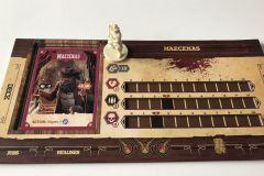 Jeudice - Boom Boom Games - Black Manor Games - The Few and Cursed - Deckbuilding