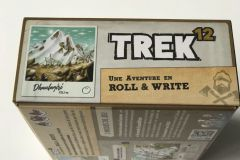 Jeudice - Lumberjacks - Trek12 - Roll & Write, Jeu de société