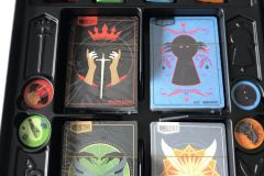 Jeudice - Iello - Mondo Games - Unmatched - Cartes - Affrontement - Figurines
