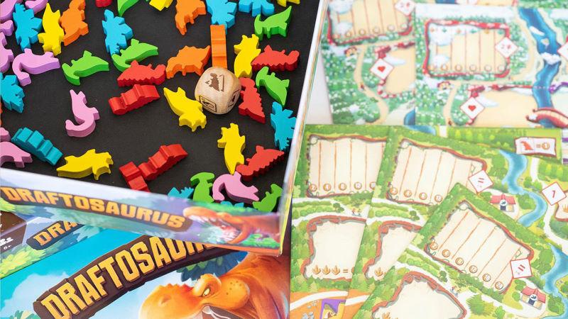 Jeudice - Ankama - Kaedama - Draftosaurus
