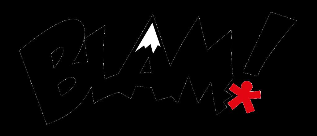Jeudice - Blam - Logo