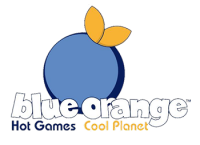 Jeudice - Blue Orange - Logo