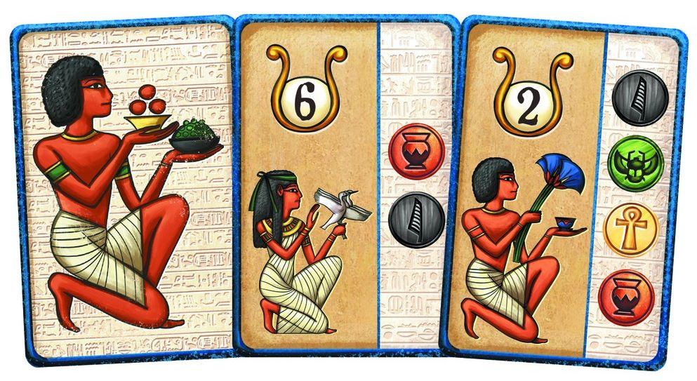 Jeudice - Catch Up Games - Pharaon