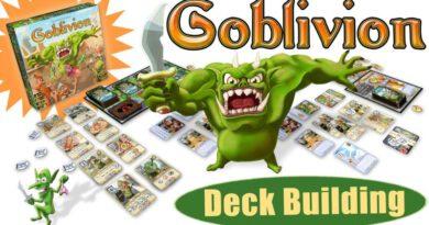 Jeudice - Goblivion Games - Goblivion