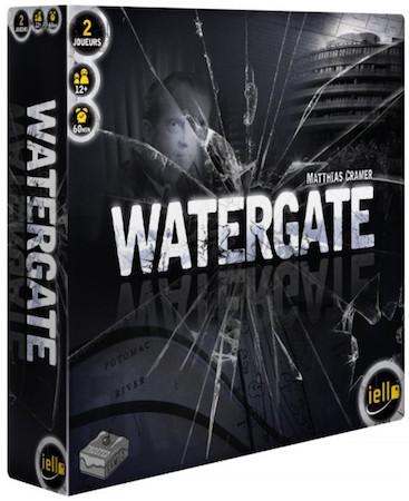 Jeudice - Iello - Watergate - boite