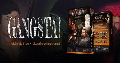 Jeudice - Schmeta Games - Gangsta