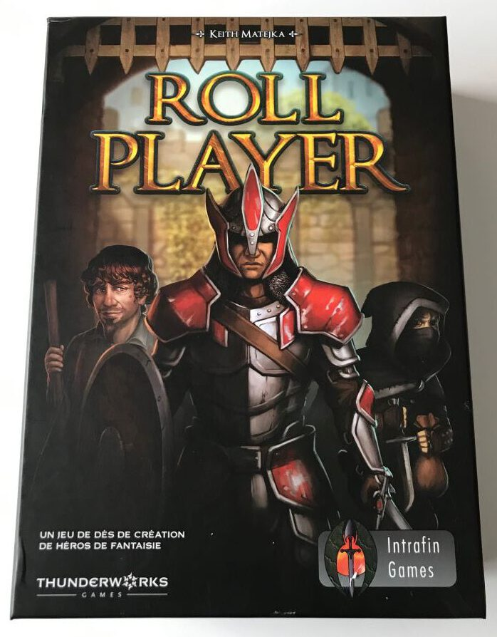 Jeudice - Intrafin - Roll Player