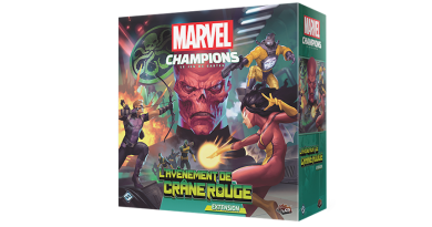 jeudice - marvel champion - avenement de crâne rouge - jce