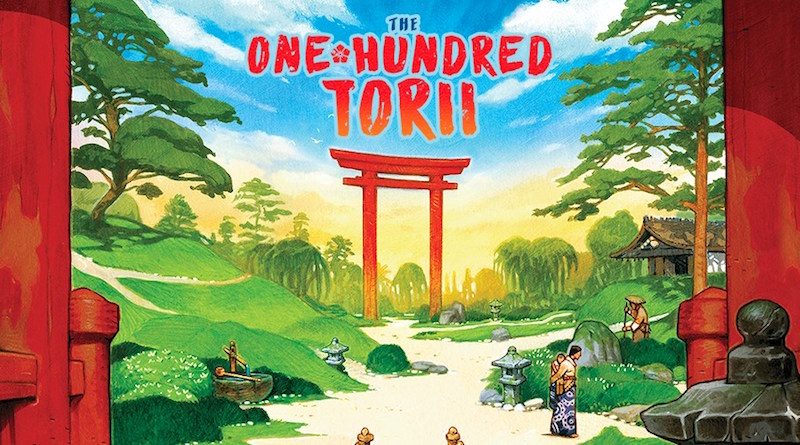 Jeudice - Pencil First Games - The One Hundred Torii