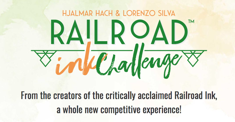 Jeudice - Rail Road Ink Challenge