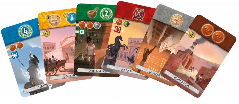 Jeudice - Repos production - 7 Wonders Duel
