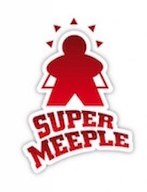 Jeudice - Super Meeple - Logo
