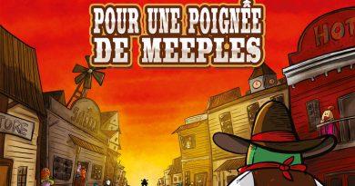 Jeudice - Super Meeple - Pour une Poignée de Meeples