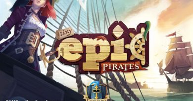 Jeudice - The Gamelyne Game - Tiny Epic Pirates
