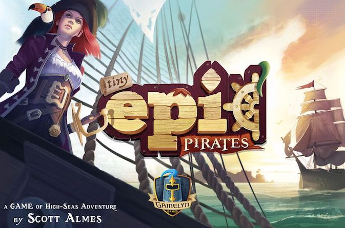 Jeudice - The Gamelyne Game - Tiny Epic Pirates