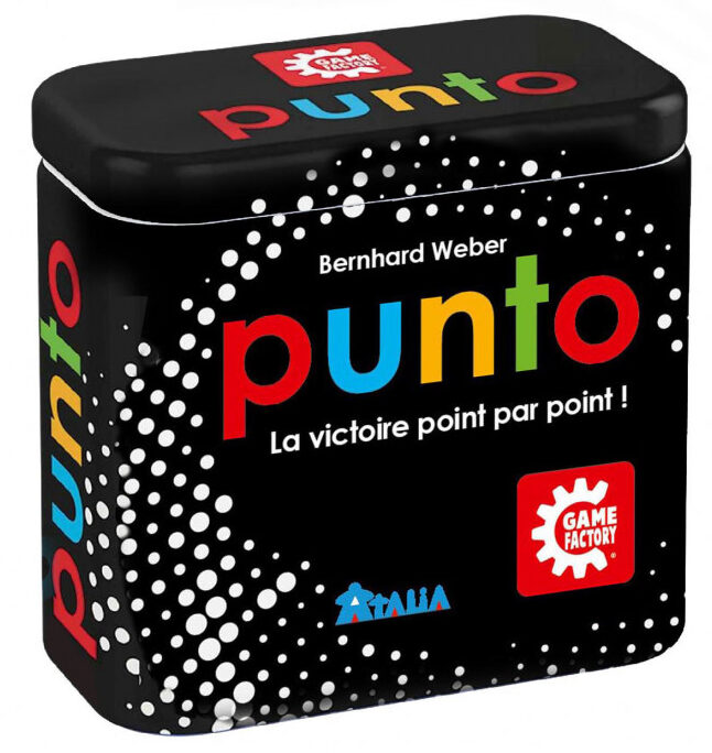 Jeudice - Atalia - Game Factory - Punto
