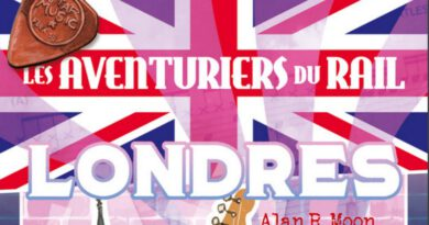 Jeudice - Day of Wonder - Les aventuriers du Rail Londres