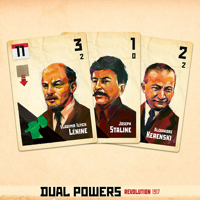Jeudice - Don't Panic Games - Dual Powers Revolution 1917