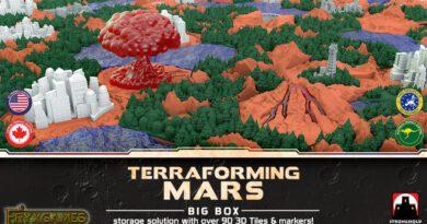 Jeudice - Fryxgames - Terraforming Mars Bigbox
