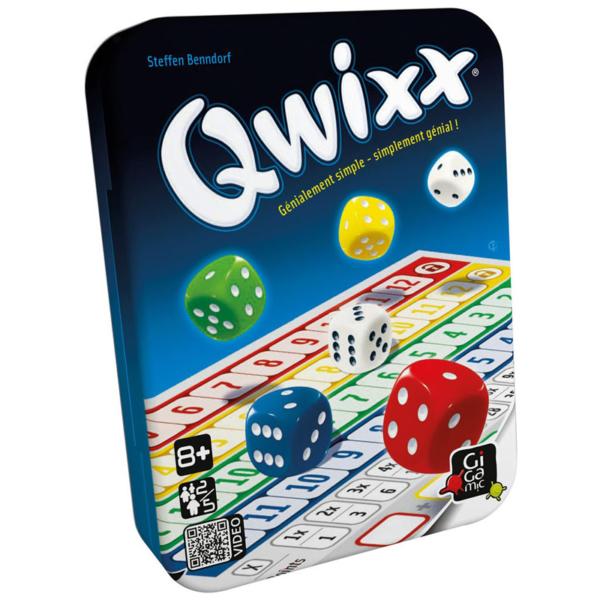 Jeudice - Gigamic - Qwixx