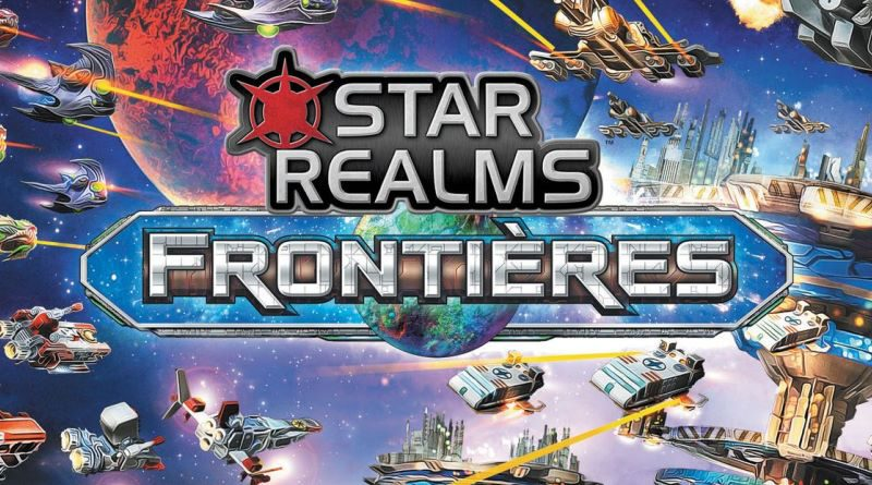 Jeudice - Iello - Star Realms Frontières