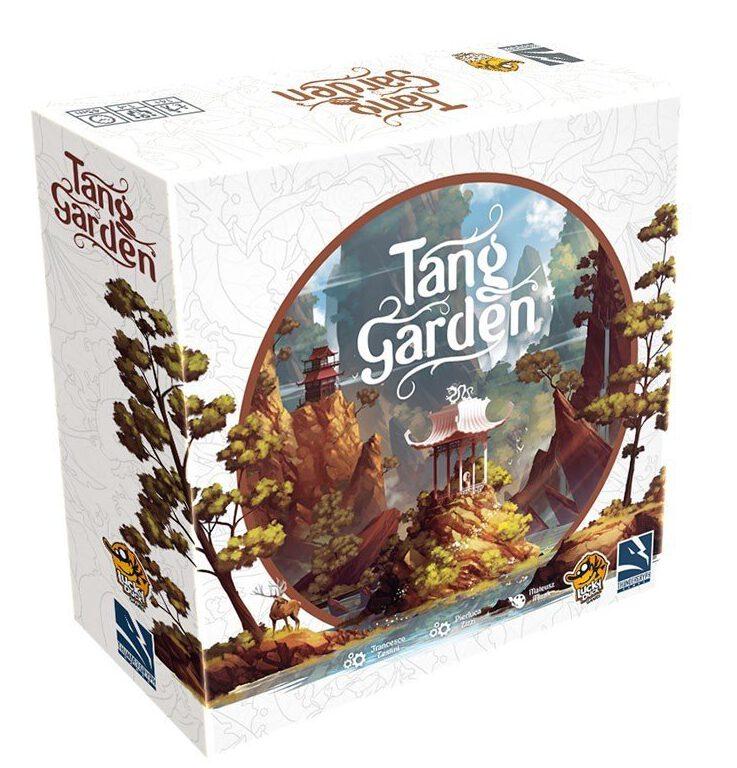 Jeudice - Lucky Duck Games - Tang Garden