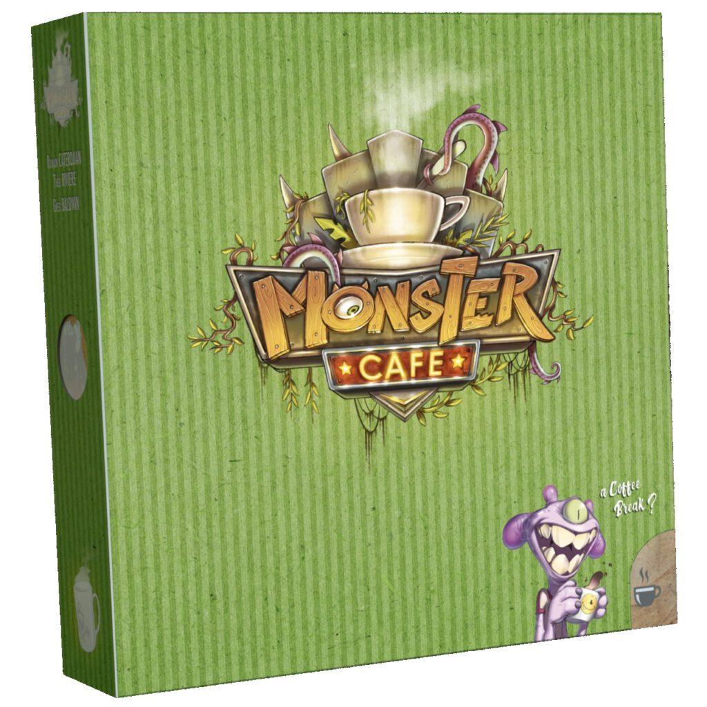 Jeudice - Lumberjack - Monster Cafe