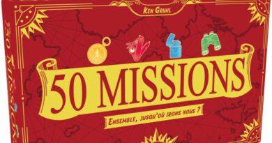 Jeudice - Oya - 50 Missions