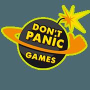 Jeudice - Don't Panic Games - Logo