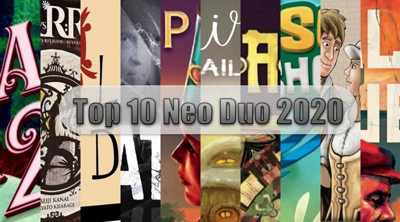 Jeudice - Top 10 Neo Duo 2020