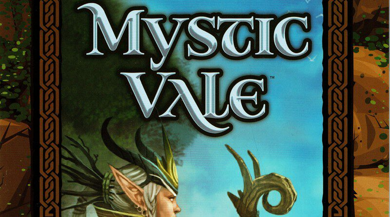 Jeudice - AEG - Atalia Jeux - Sylex - Mystic Vale