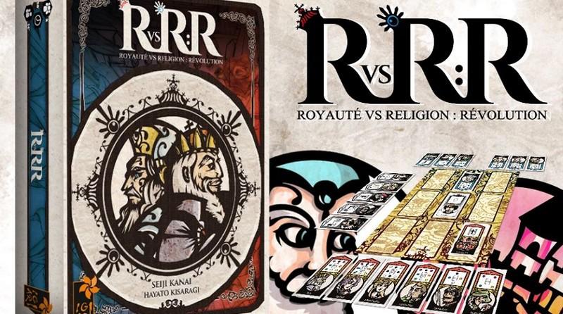 Jeudice - Igiari - RRR - Royauté vs Religion : Révolution
