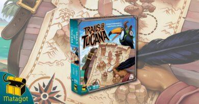 Jeudice - Aporta Games - Matagot - Trails of Tucana