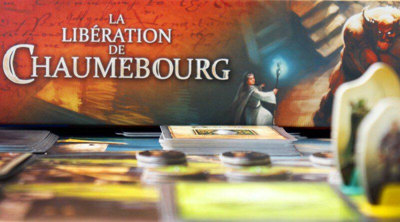 Jeudice - Iello - La libération de Chaumebourg