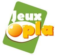 Jeudice - Jeux Opla - Logo
