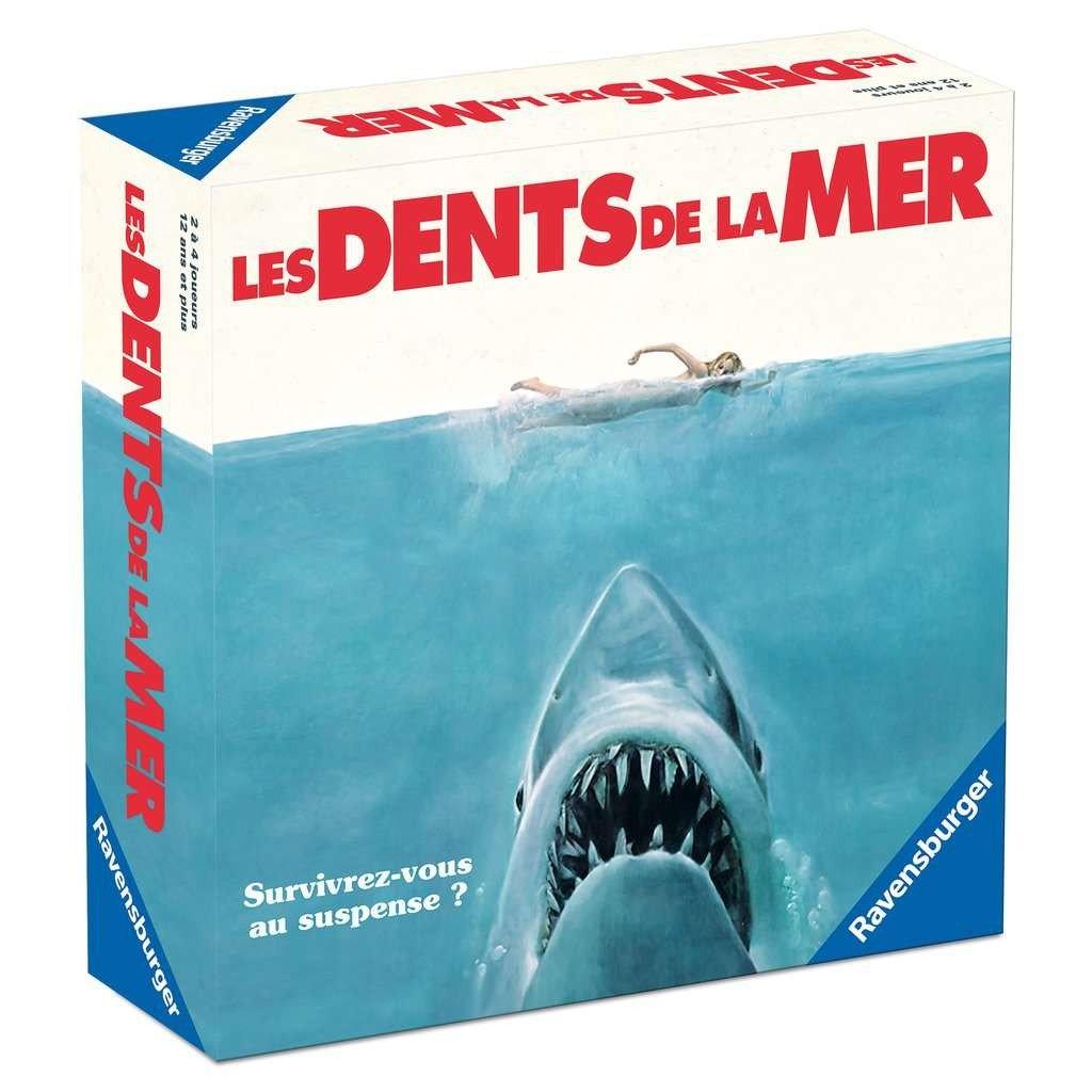 Jeudice - Ravensburger - Les Dents de la Mer