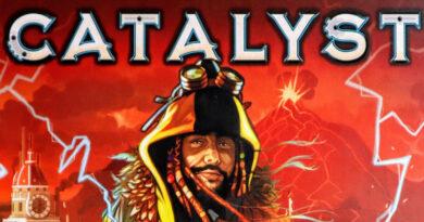 Jeudice - Atalia - GV Giochi -Catalyst