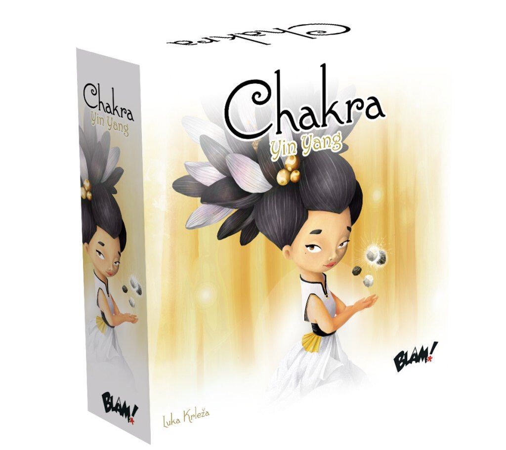Jeudice - Blam - Chakra Extension Yin et Yang