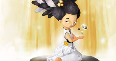 Jeudice - Blam - Chakra extension Yin Yang