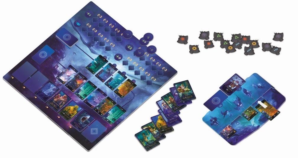 Jeudice - Gigamic - Cosmodrome Games - Atlantes