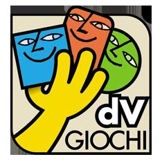 Jeudice - DV Giochi - Logo