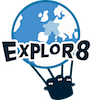 Jeudice - Explor8 - Logo